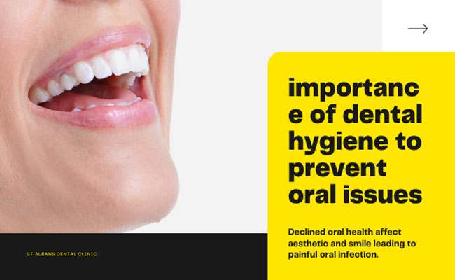 Dental Hygiene Importance To Prevent Oral Health Issues